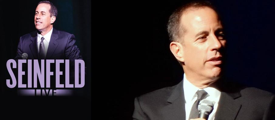 Jerry Seinfeld at Silva Concert Hall