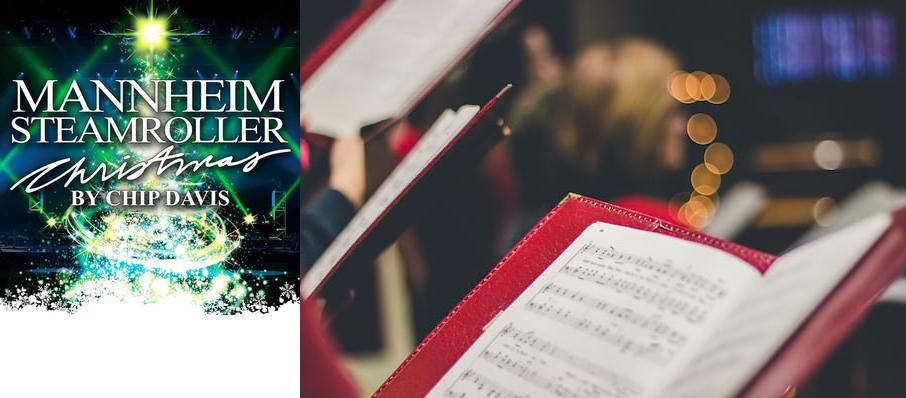 Mannheim Steamroller at Silva Concert Hall
