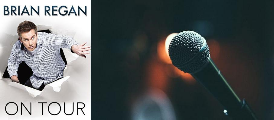 Brian Regan at Silva Concert Hall