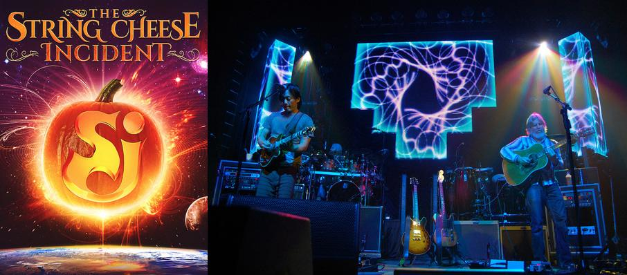 The String Cheese Incident at Cuthbert Amphitheater