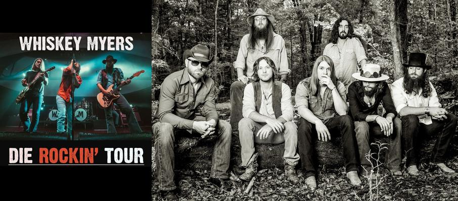 Whiskey Myers at Mcdonald Theatre