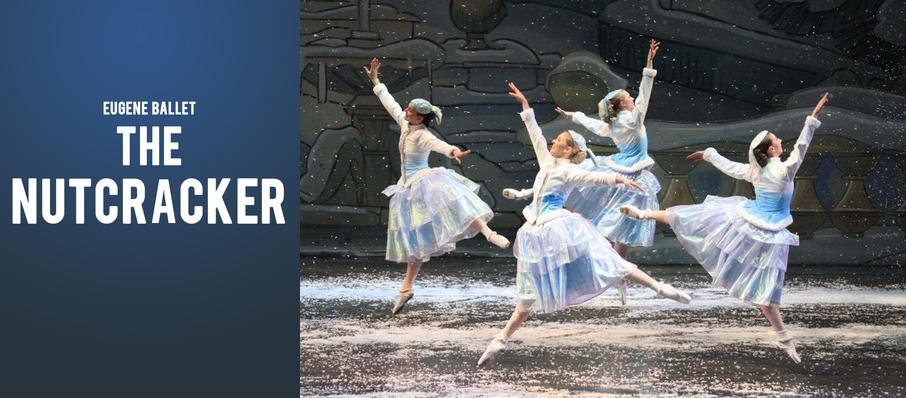 Eugene Ballet - The Nutcracker at Silva Concert Hall