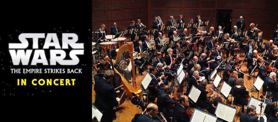 Star Wars - The Empire Strikes Back In Concert at Silva Concert Hall